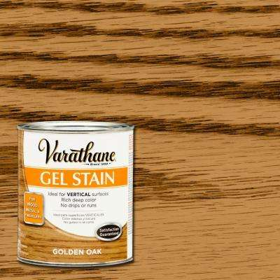 1-qt. Golden Oak Gel Stain (Case of 2)