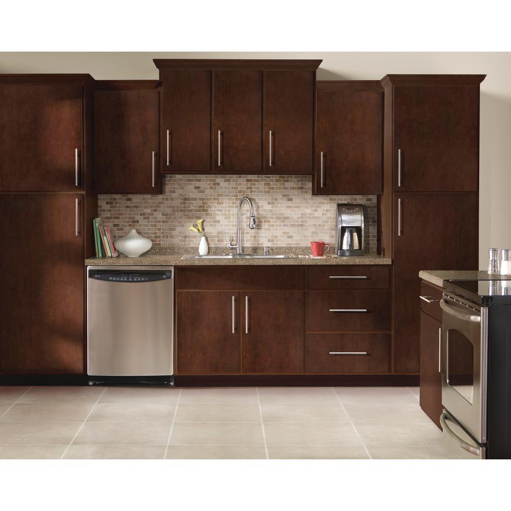 Installed Cabinet Refacing Modern Doors