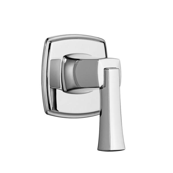 Townsend 1-Handle On/Off Volume Control Valve Only Trim Kit in Polished Chrome (Valve Sold Separately)