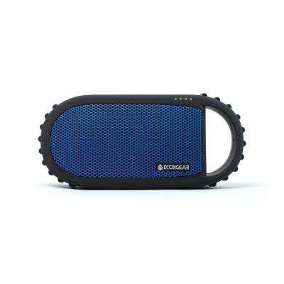 ECOCARBON Bluetooth Waterproof Speaker, Blue