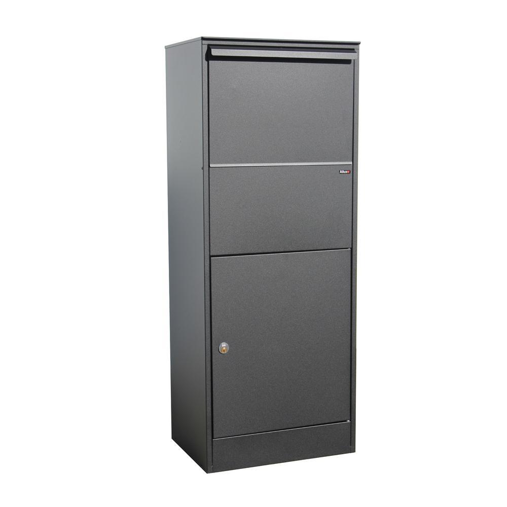Allux 800 Large Parcel/Mail Drop Box