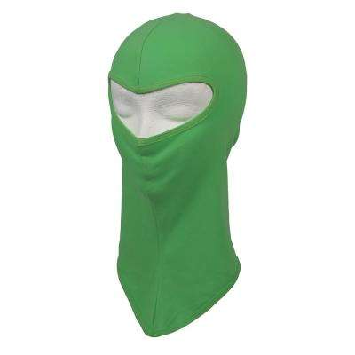 Poly/Cotton Balaclava - Forest Green