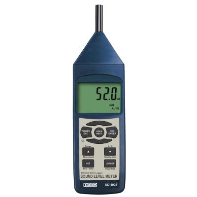 SD Series Sound Level Meter, Datalogger