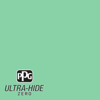 1 gal. #HDPG53U Ultra-Hide Zero Pillow Mint Semi-Gloss Interior Paint