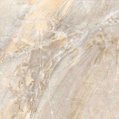 Caledonia Gray 18 in. x 18 in. Porcelain Floor and Wall Tile (13.13 sq. ft. / case)