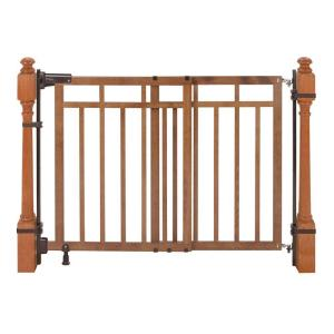 Summer Infant 33 In Banister And Stair Gate With Dual