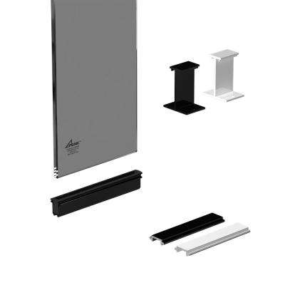 6 in. Tinted Glass Panel Kit