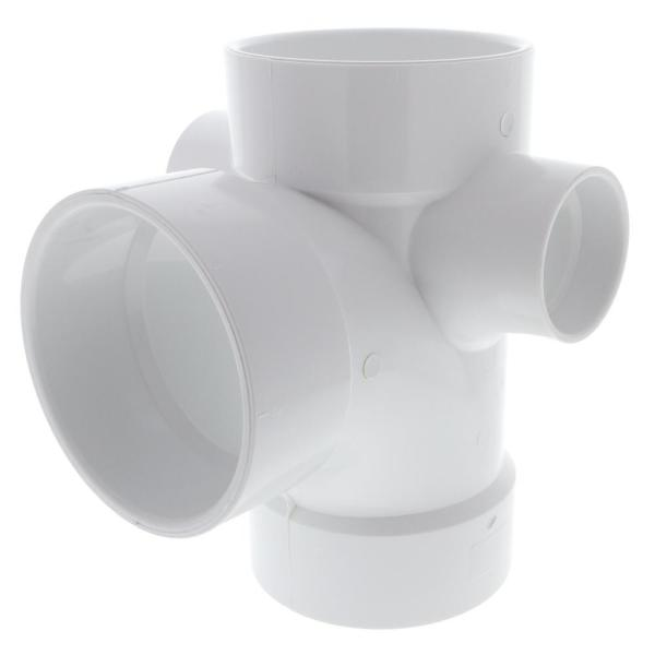 Tee T for Polyethylene Tube pn4 with Lockring 25x25-32x32-40x40 LDPE