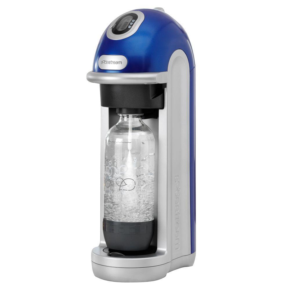 SodaStream Fizz Home Soda Maker Starter Kit - Blue-DISCONTINUED