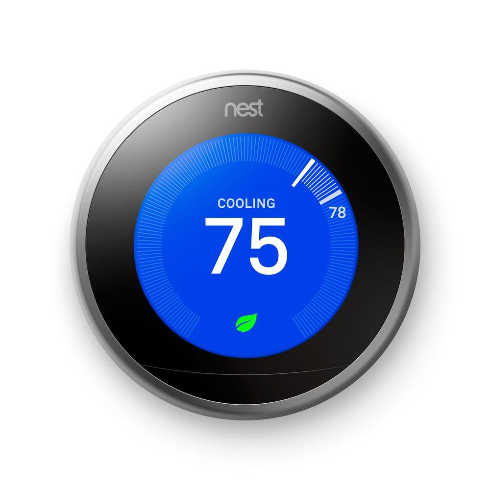 Smart Programmable Thermostat for Energy Efficient Home