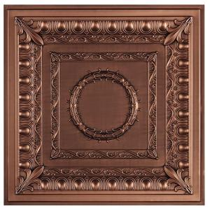 Udecor Royal 2 Ft X 2 Ft Lay In Or Glue Up Ceiling Tile