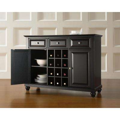 cambridge black buffet - Black Sideboard Buffet