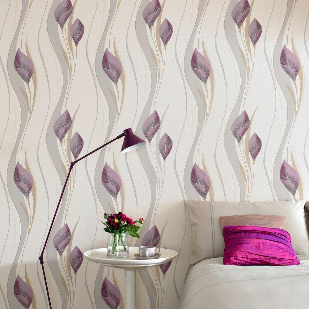 Peace Purple Wallpaper