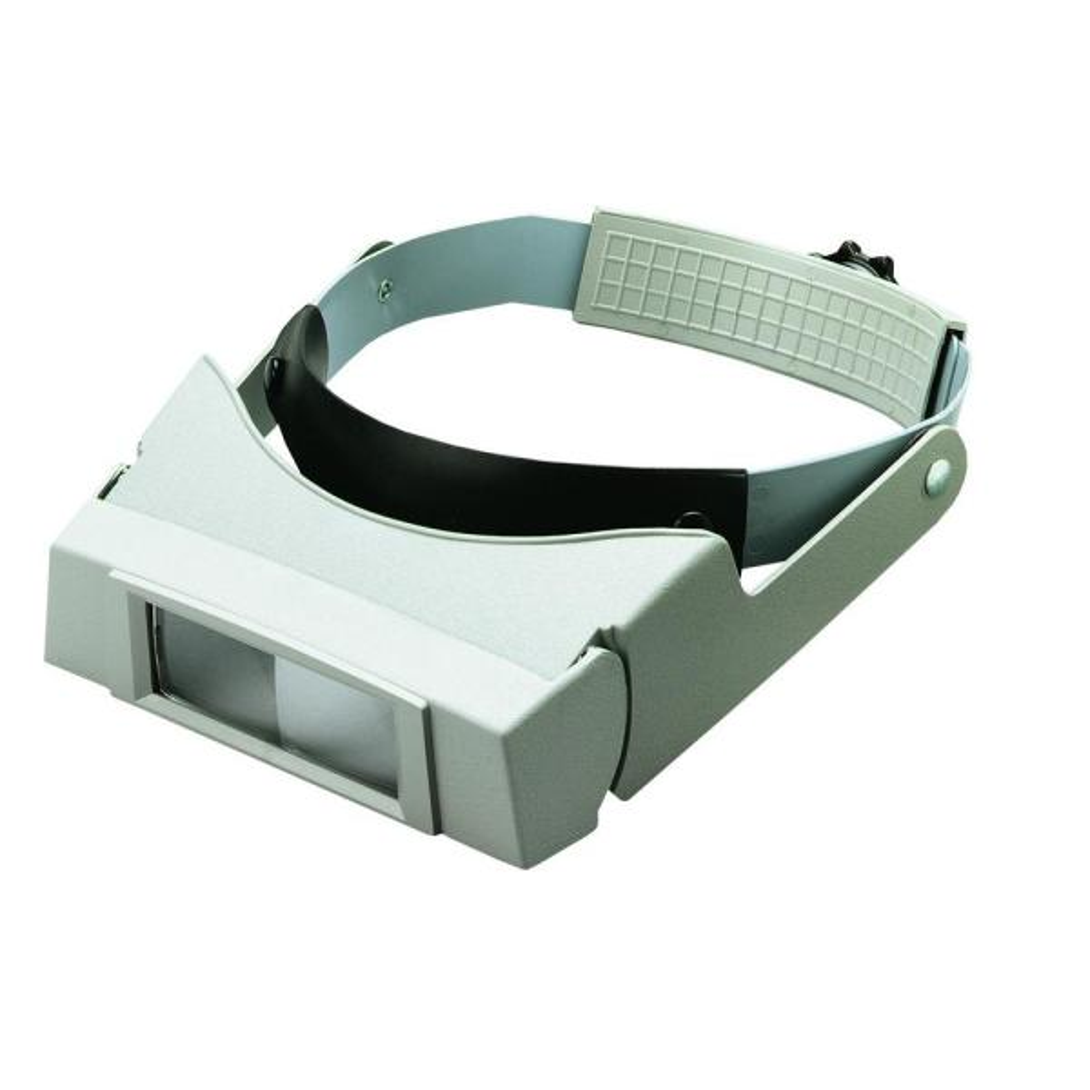 Binocular Magnifier Headset