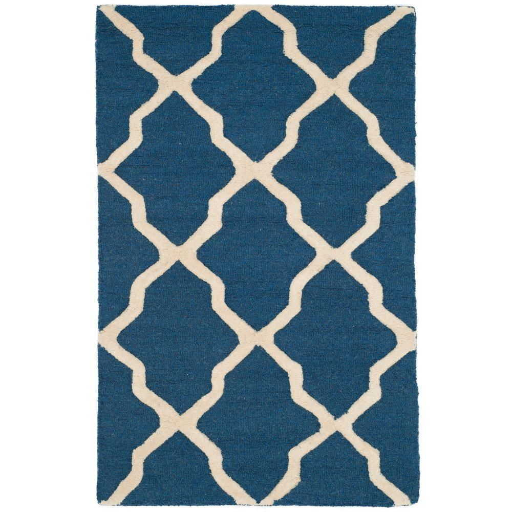 shag grey tufted laura f wool blue white rug of inspirational area navy x