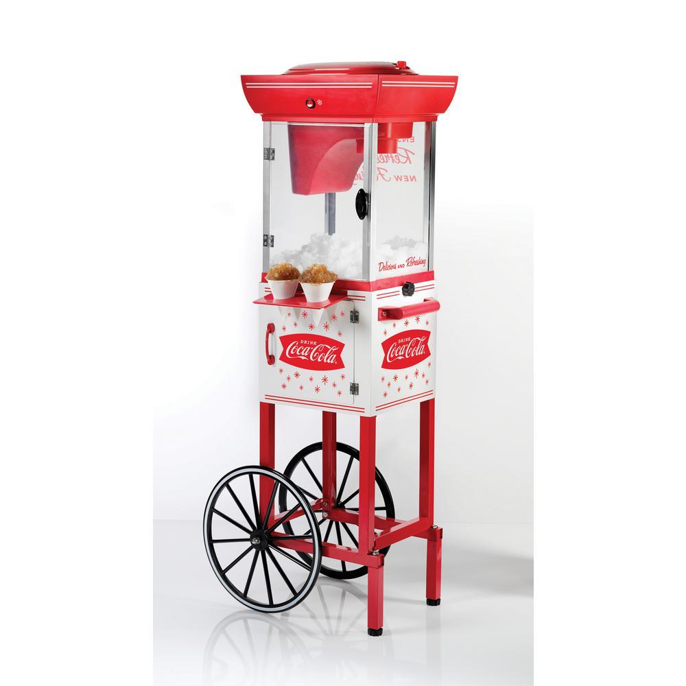 Coca-Cola Cart Snow Cone Maker