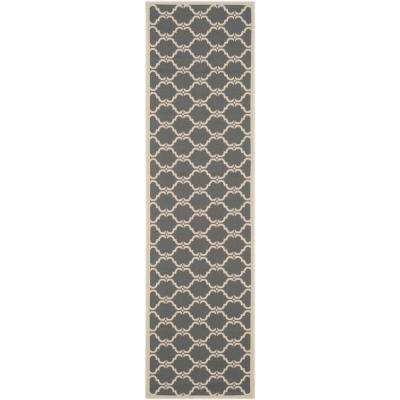 Runner 1\'-2\' - Water Resistant - Outdoor Rugs - Rugs - The Home Depot