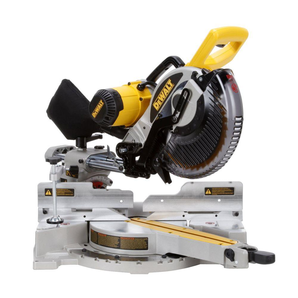 Dewalt 10 in 254 mm blade double bevel sliding compound miter saw 254 mm blade double bevel sliding compound miter saw greentooth Choice Image