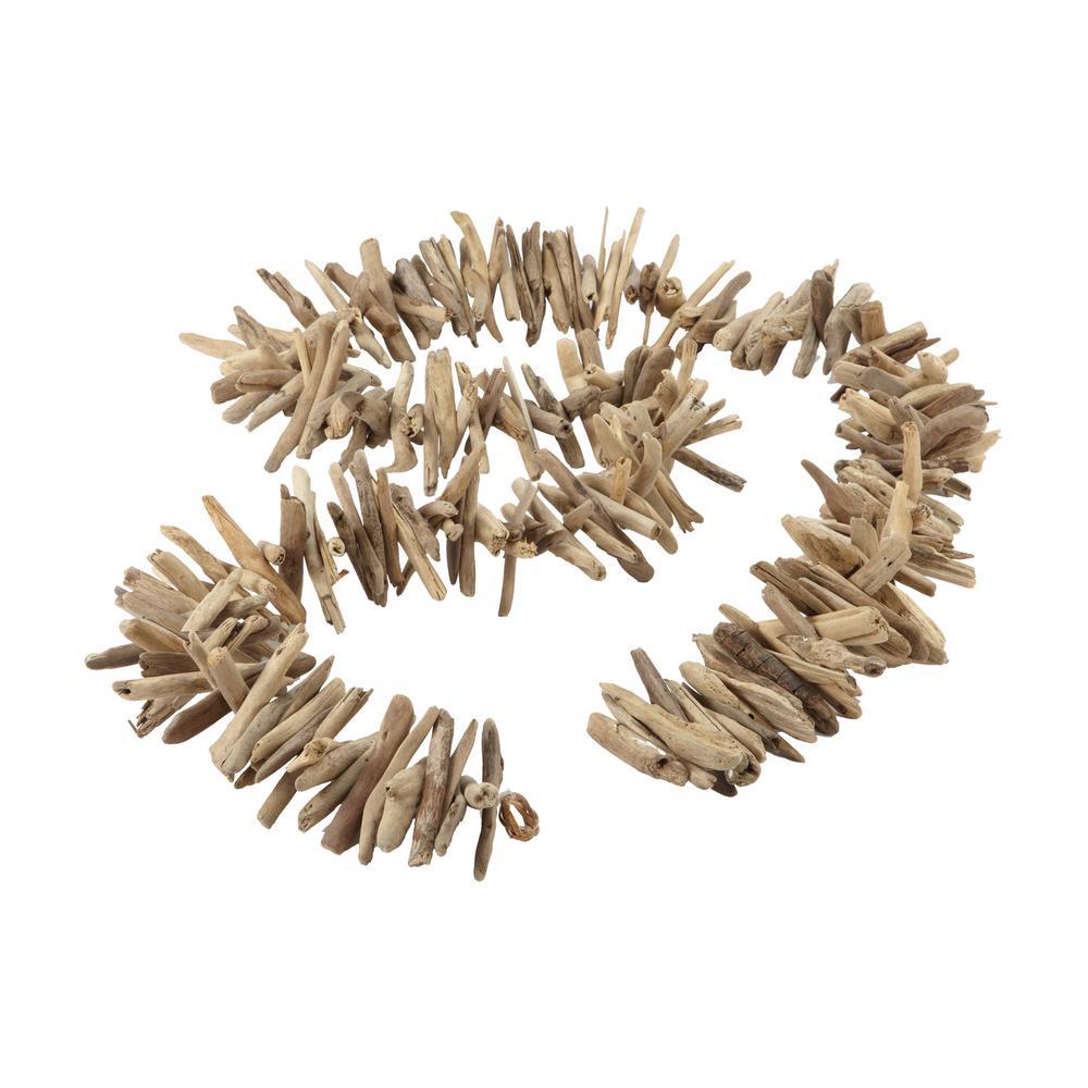 Natural Driftwood Garland