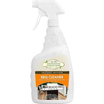 32 oz. Instant Action BBQ Cleaner