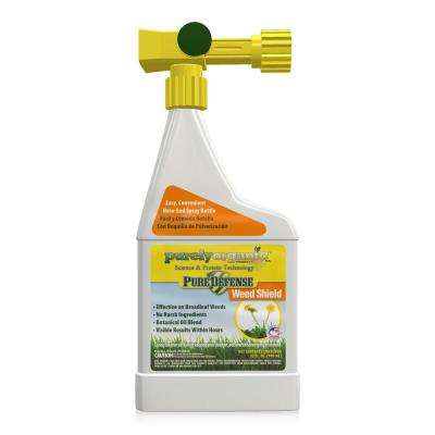 32 oz. Purely Organic Products Selective Lawn Weed Killer