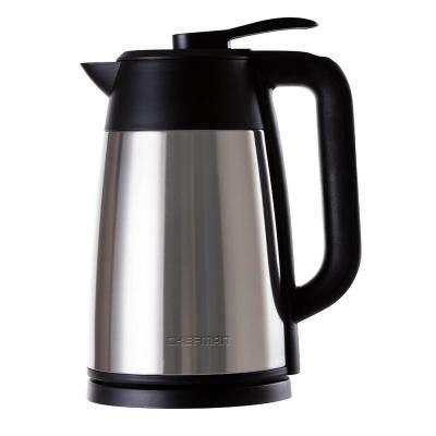7-Cup Double Walled Insulation Electric Kettle