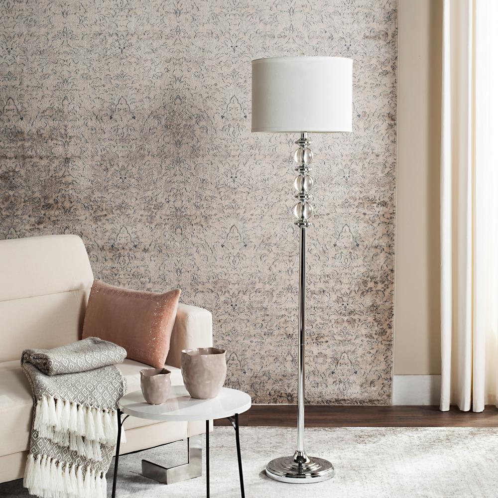 Clear Floor Lamp