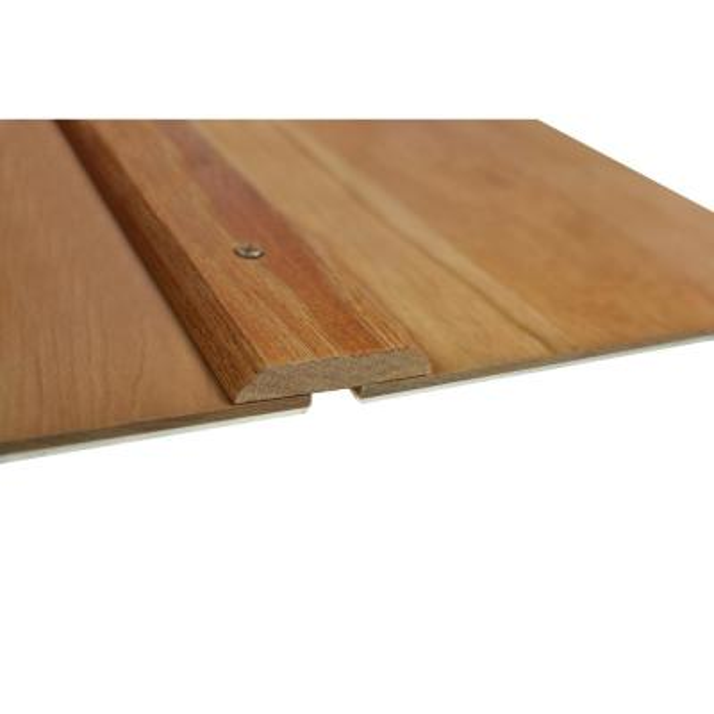 1.75 in. x 72 in. Unfinished Hardwood Seam Binder
