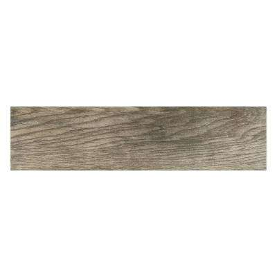 Montagna Rustic Bay 6 in. x 36 in. Glazed Porcelain Floor and Wall Tile (14.5 sq. ft. / case)