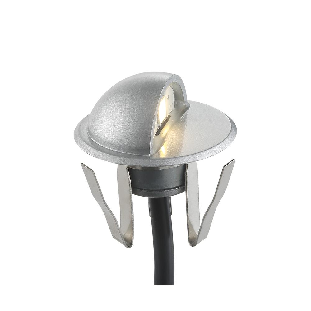 Stainless Steel Integrated LED Deck Step Light