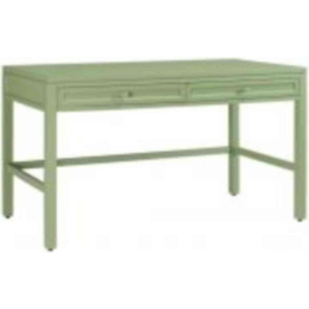 Martha Stewart Living Rhododendron Leaf Craft Space Table