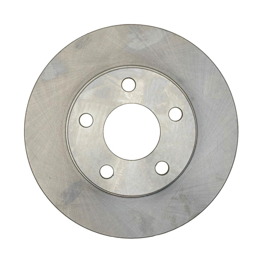 ACDelco 18A816A Advantage Non-Coated Front Disc Brake Rotor