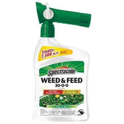Weed and Feed RTS 32 OZ