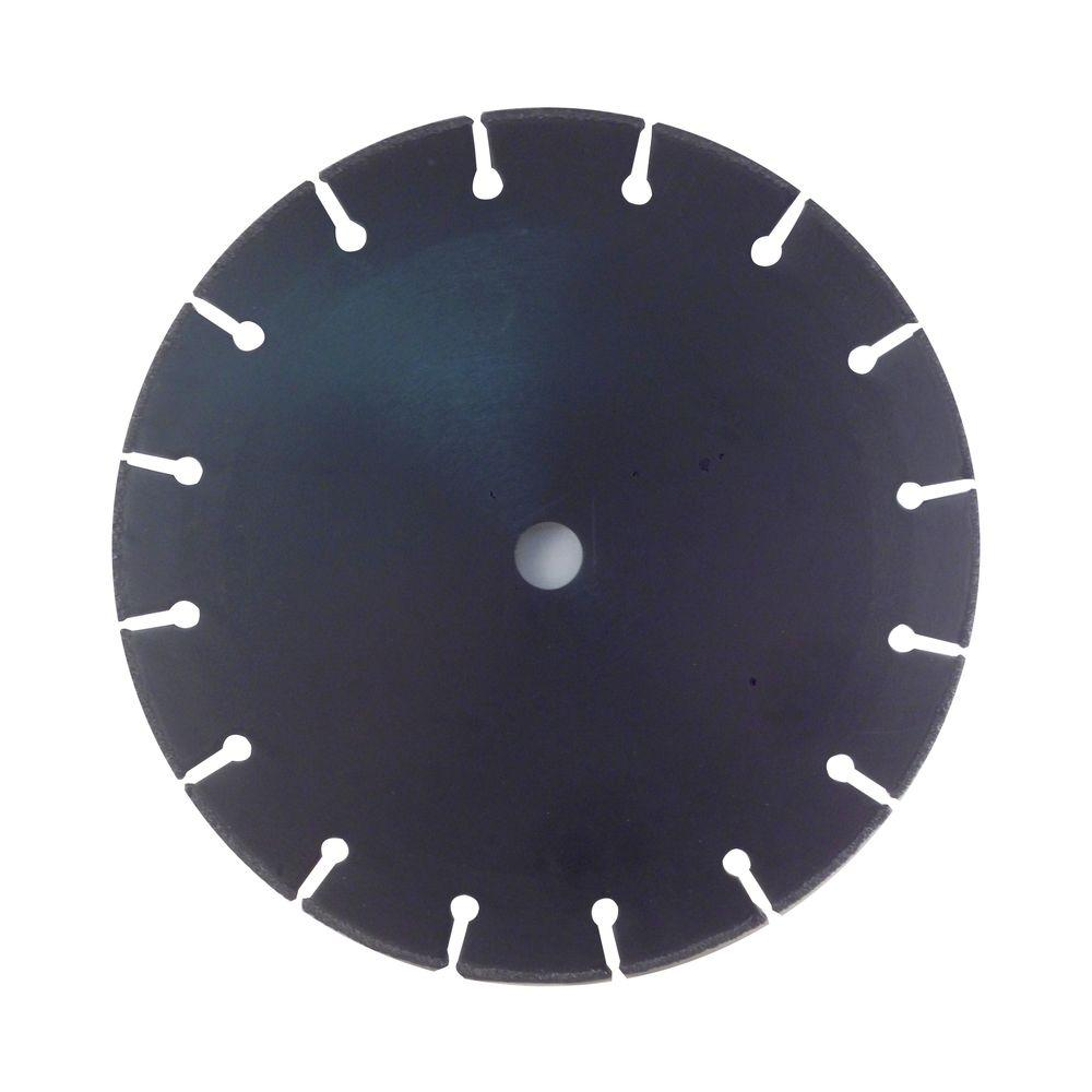 RemGrit 8 in. Medium Grit Carbide Grit Circular Saw Blade