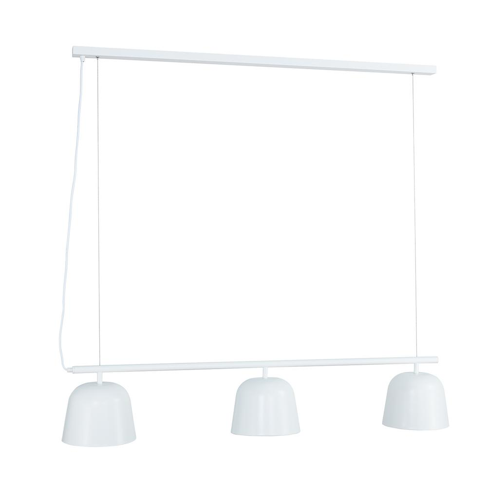 Southern Enterprises Konni 3-Light White Pendant Lamp was $199.99 now $87.28 (56.0% off)