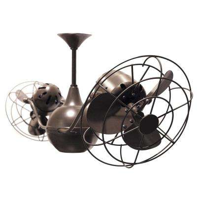 Ralston 42 in. 6-Blade Bronze Ceiling Fan