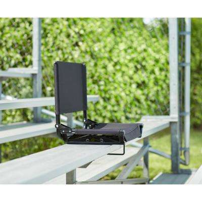 20 in. Outdoor Aluminum Stadium Seat