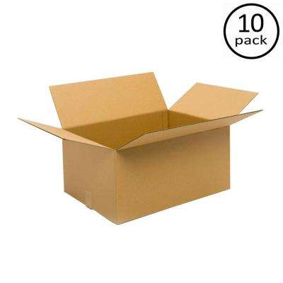 24 in. L x 18 in. W x 12 in. D Moving Box (10-Pack)