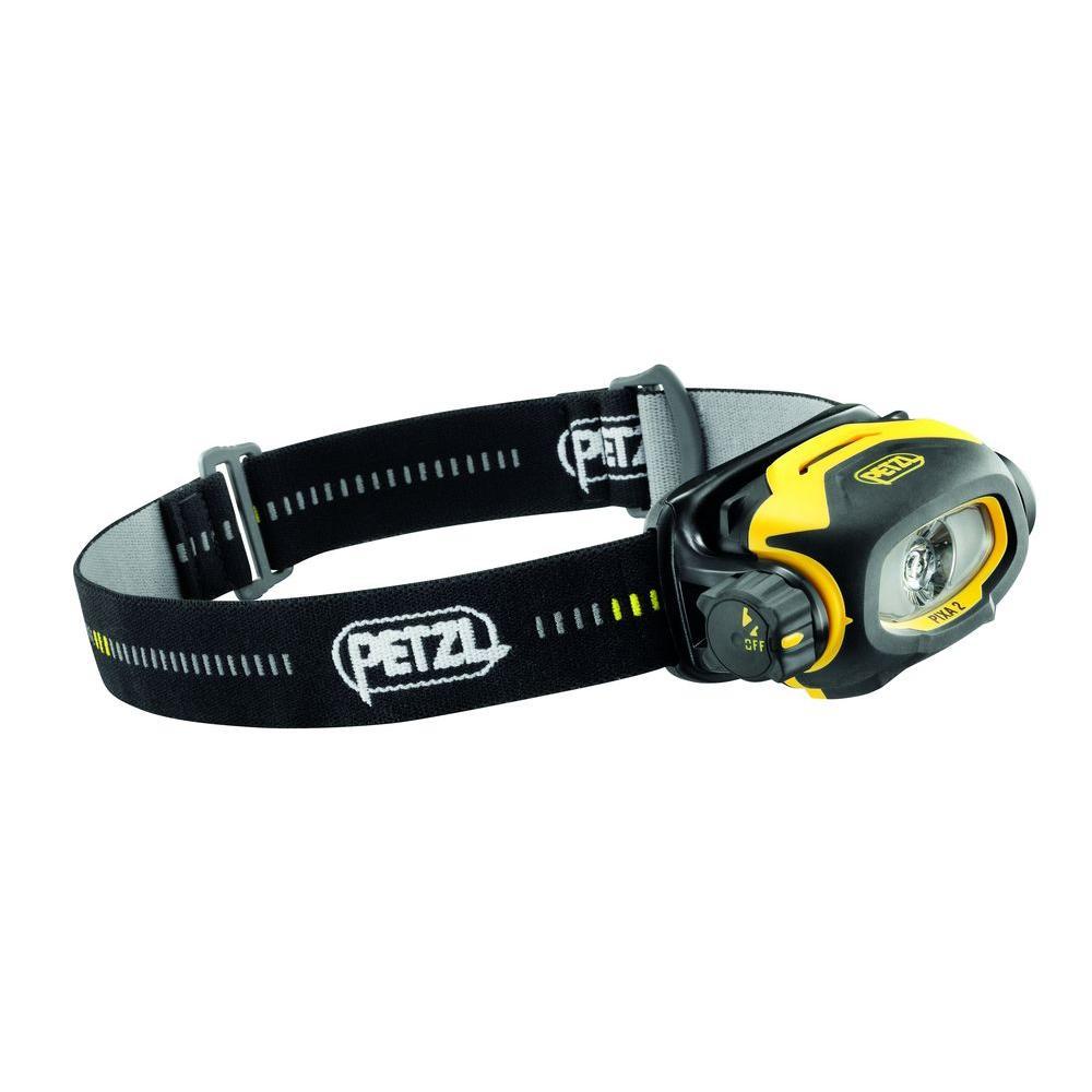 Petzl PIXA 2 HAZLOC Industrial 2 AA LED Headlamp by Petzl