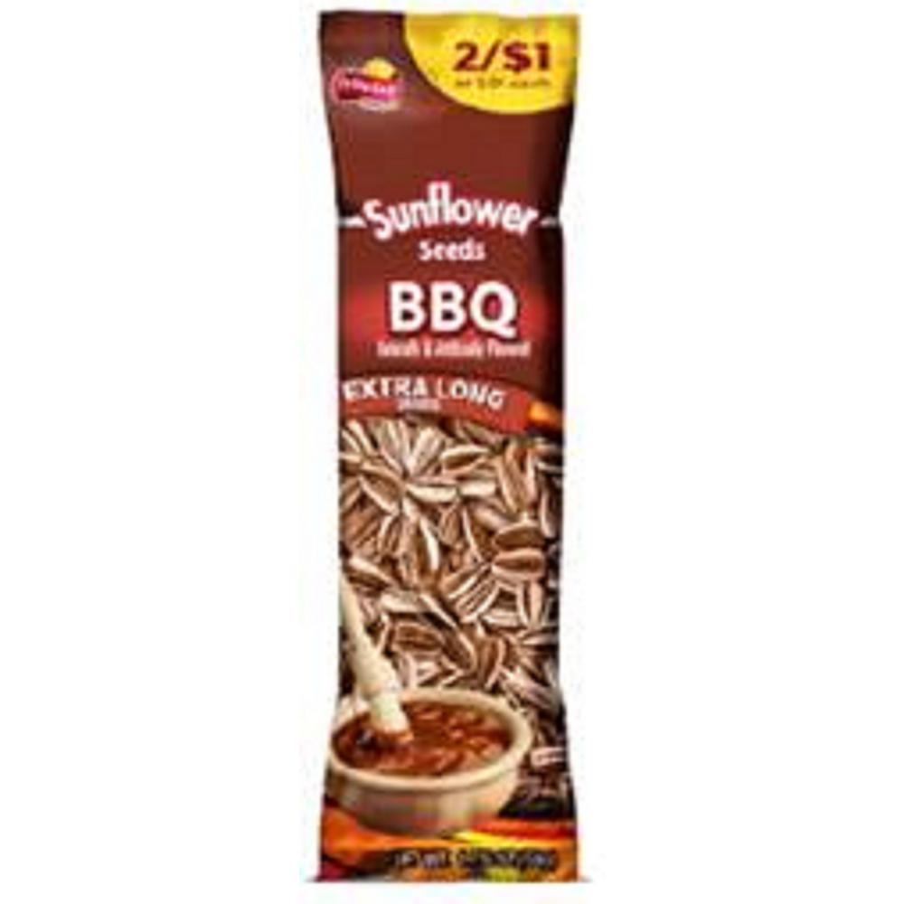BBQ Sunflower Seeds