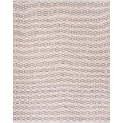 Montauk Charcoal/Peach/Ivory 8 ft. x 10 ft. Area Rug