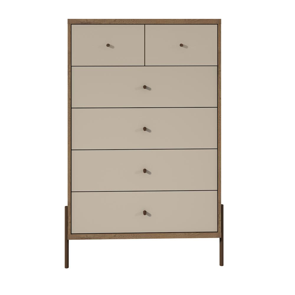 Off White Dresser Tall 6-Drawer Off White Dresser 350554 - The Home Depot