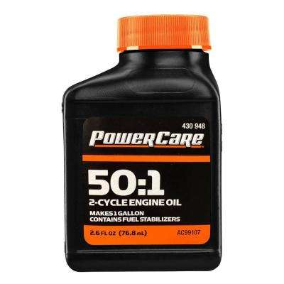 2.6 oz. 2-Cycle Synthetic Blend Oil