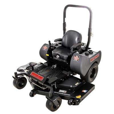 Commercial Grade Response Pro 66 in. 24-HP Kawasaki Zero Turn Riding Mower
