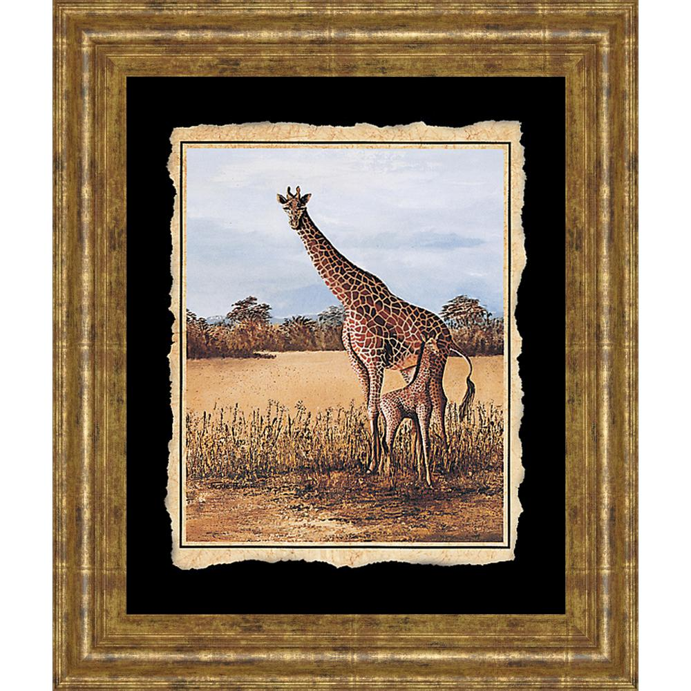"""22 in. x 26 in. """"Promotional Line 22X26"""" Framed Printed Wall"""