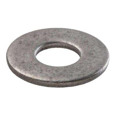 1/4 in. Galvanized Flat Washer (25-Piece per Bag)
