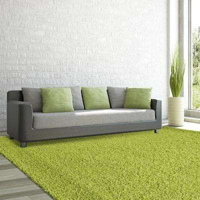 Green - Lanart - 8 X 10 - Area Rugs - Rugs - The Home Depot