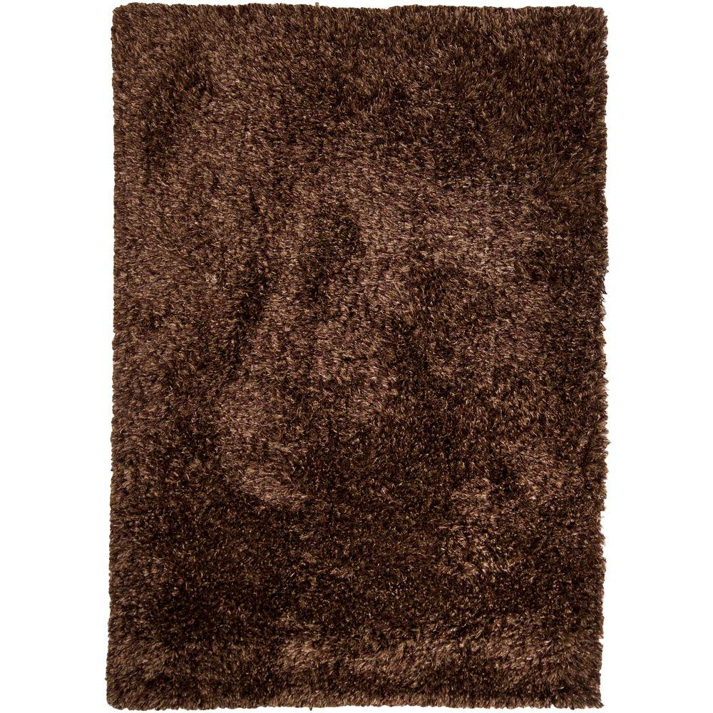 Orchid Dark Brown 7 ft. 9 in. x 10 ft. 6