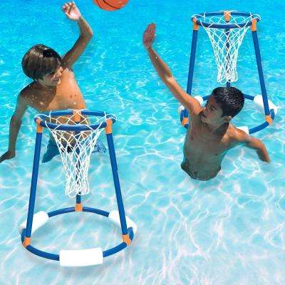 Blue Tall-Boy Floating Basketball Game (2-Pack)