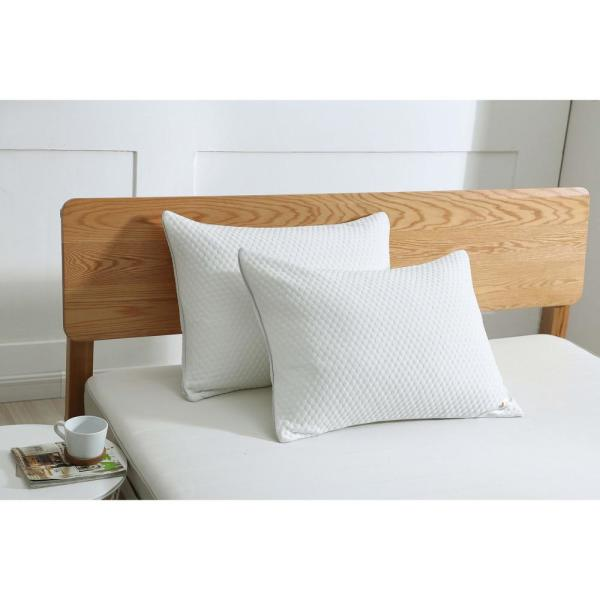 St. James Home Cool Knit King Pillow P2018-0233-K